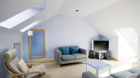 A Loft Conversion White Consult